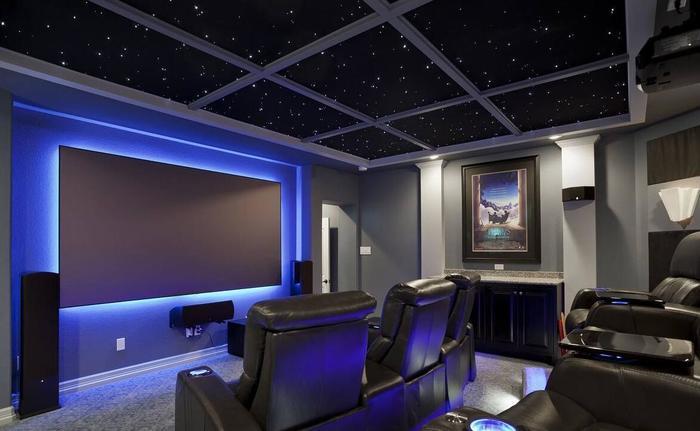 西安哪有私人家庭影院?家庭影院用什么器材最好?