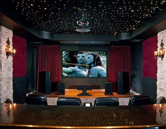 什么样的房间适合做家庭影院?5.1家庭影院如何改成电脑音箱?