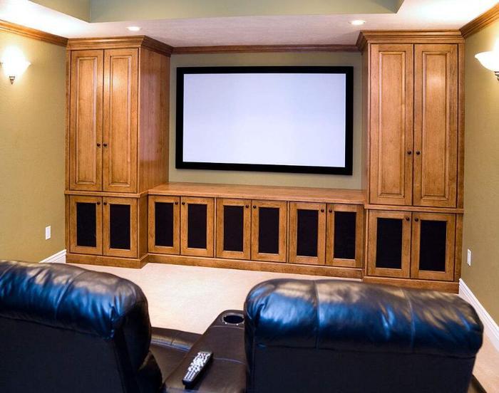 家庭影院扬声器大小怎么设置?家庭影院如何安装音响?